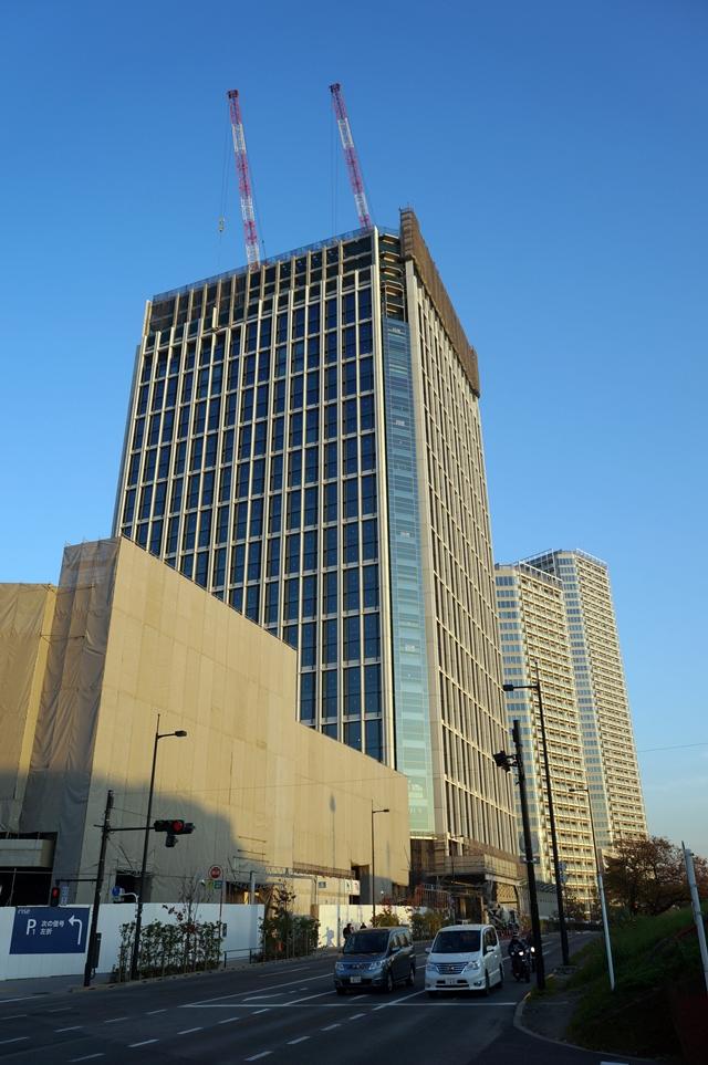 二子玉川東第二地区第一種市街地再開発事業[II-a街区] 2014.11.22
