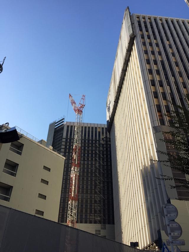 赤坂ツインタワー 2014.11.14