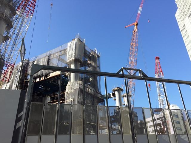 「六本木三丁目東地区第一種市街地再開発事業」 2014.11.27
