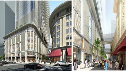 日本橋二丁目地区第一種市街地再開発事業