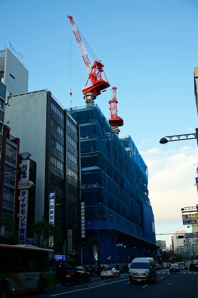 「(仮称)銀座5丁目プロジェクト」 2014.12.6