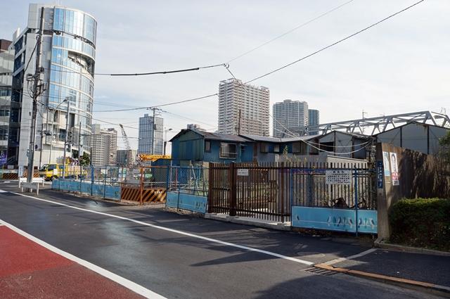 高浜橋付近 2014.12.7
