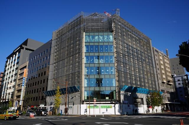 フロントプレイス御成門 2014.12.7