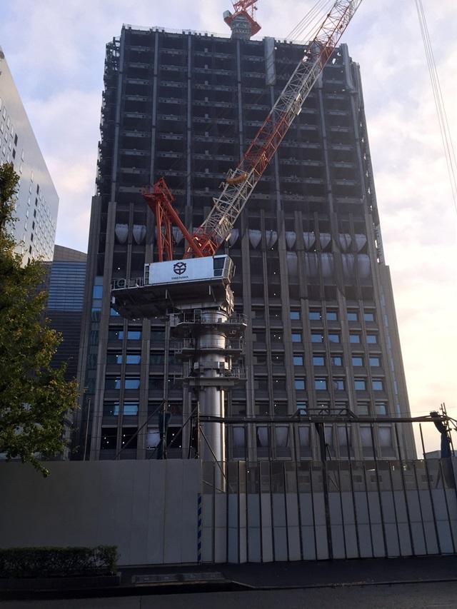 「大手町1-1計画」 B棟 2014.11.29