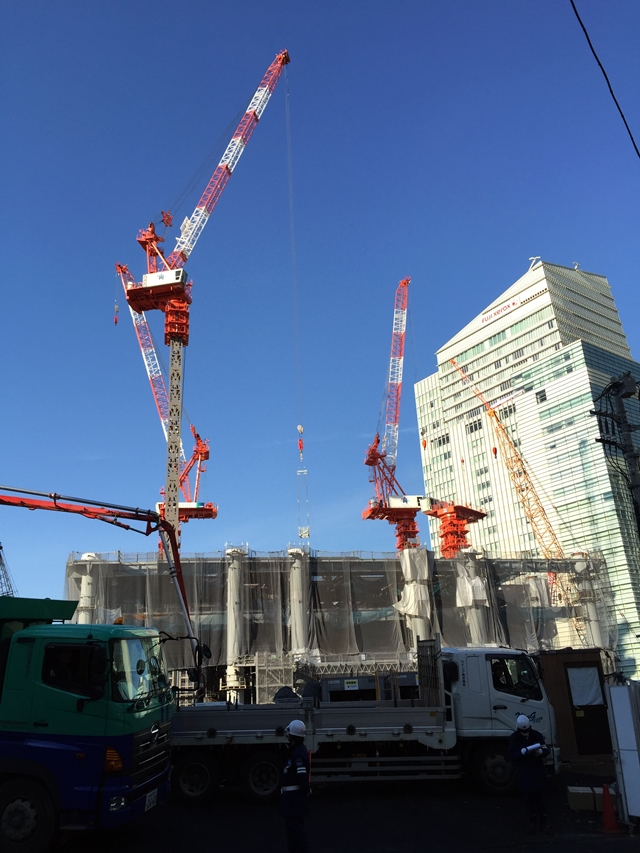 「六本木三丁目東地区第一種市街地再開発事業」 2014.12.19