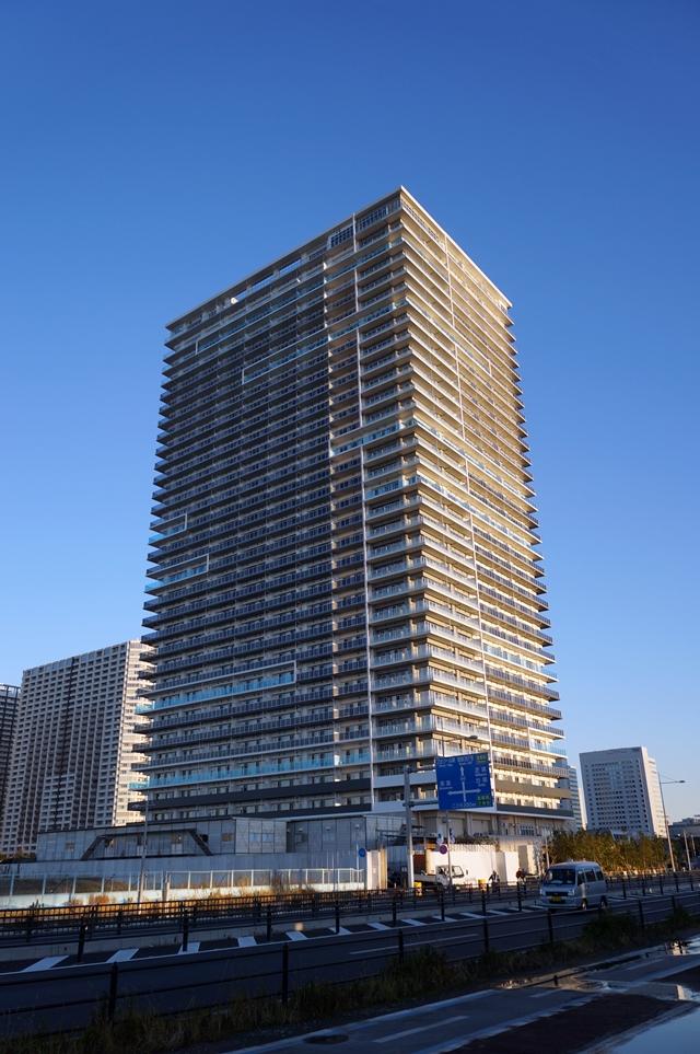 「ブリリア有明シティタワー」 2014.12.22
