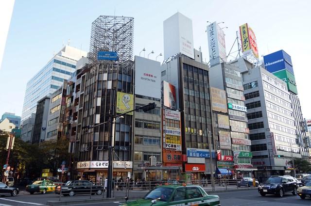 「(仮称)東京駅前八重洲一丁目東地区第一種市街地再開発事業」 2014年11月