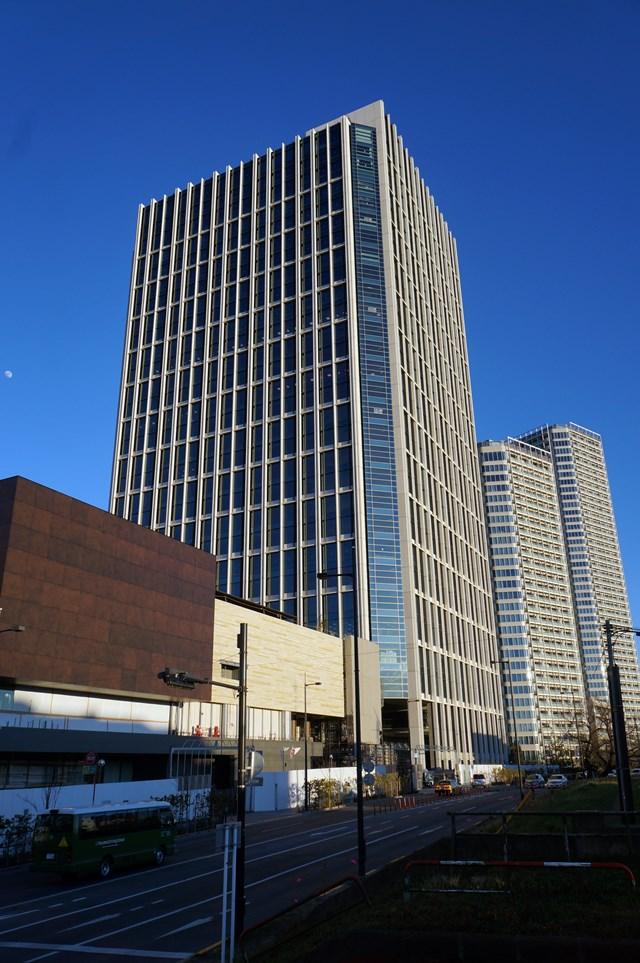 「二子玉川ライズタワーオフィス」 2015年1月末