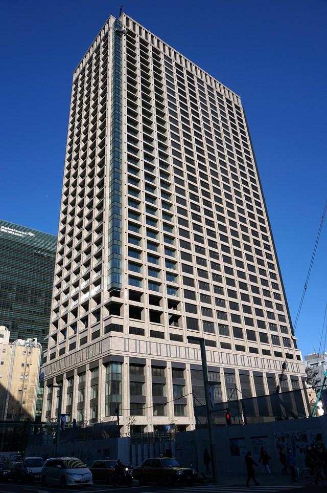 東京日本橋タワー 2015.2.14