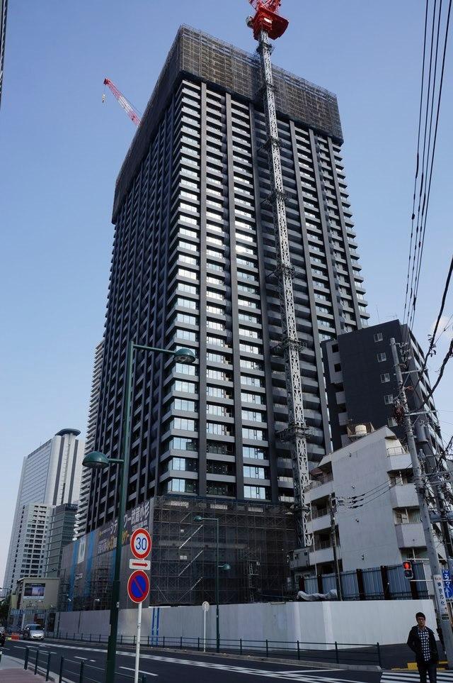 「シティタワー武蔵小杉」 2015.3.22