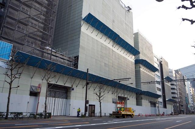 「日本橋室町三丁目地区第一種市街地再開発事業」 2015.3.22