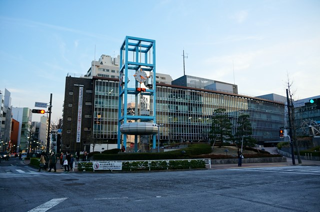 渋谷区役所 2015.2.28