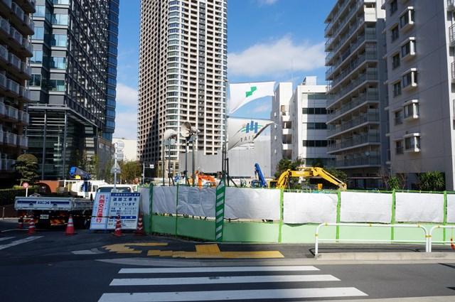 大崎 Welcome Square 2015年3月上旬