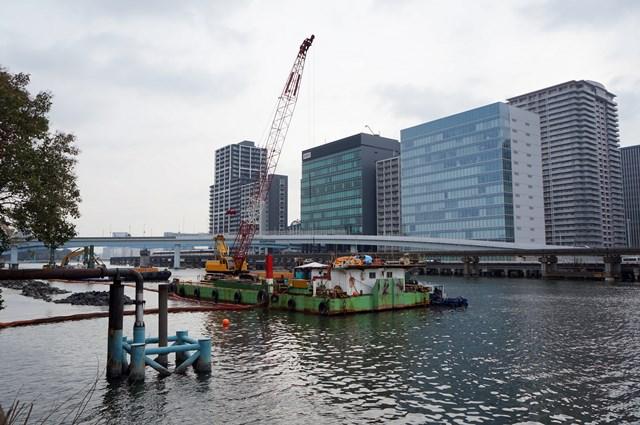 京浜運河 2015.3.7