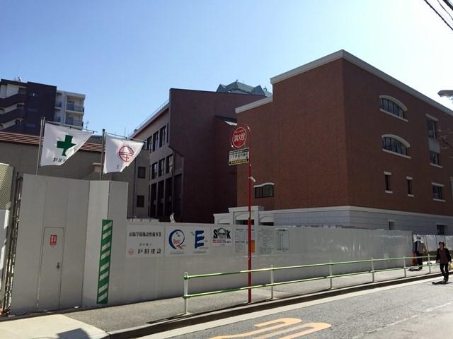 山脇学園 新2号館 2015.3.2
