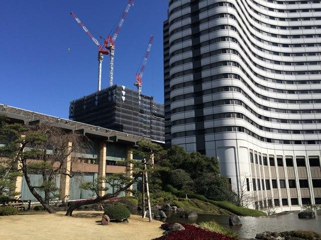 「東京ガーデンテラス」 2015.3.24