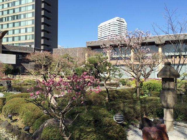 ホテルニューオータニ ガーデン 2015.3.24
