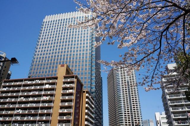 大崎ブライトタワー パークシティ大崎ザ・タワー 2015.3.31