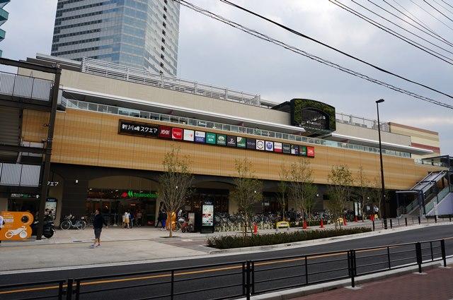「新川崎スクエア」 2015.4.25