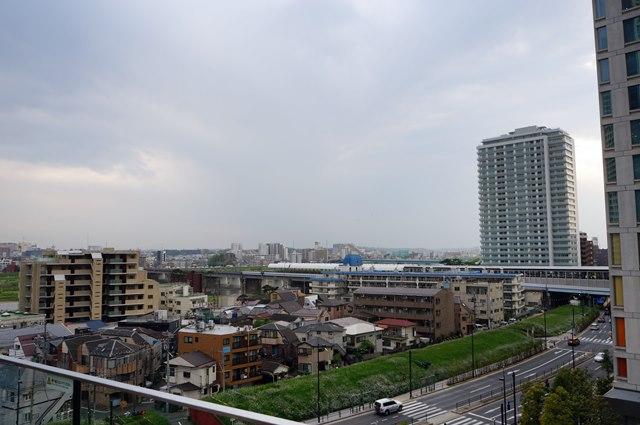 「二子玉川ライズ・ショッピングセンター・テラスマーケット」 2015年4月25日