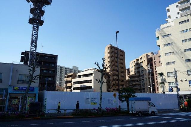 「(仮称)港区三田5丁目計画」 2015年4月26日