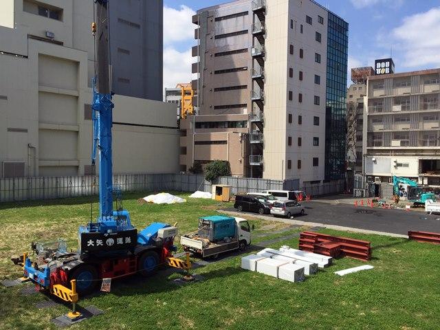 「(仮称)渋谷宮下町計画」 2015年4月2日
