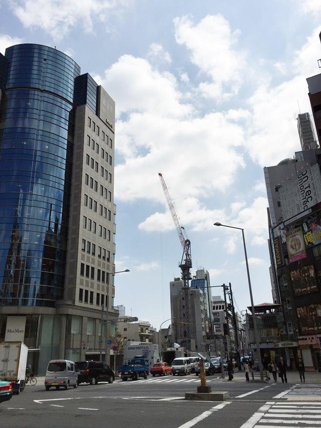 「青山OHMOTOビル」 2015.4.2