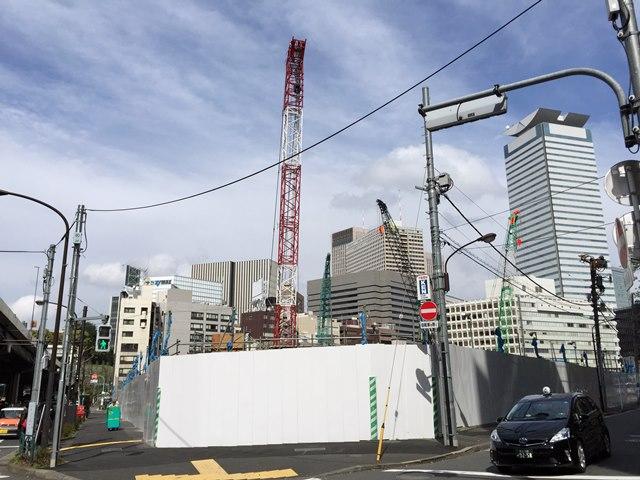 赤坂一丁目地区第一種市街地再開発事業 2015.4.15