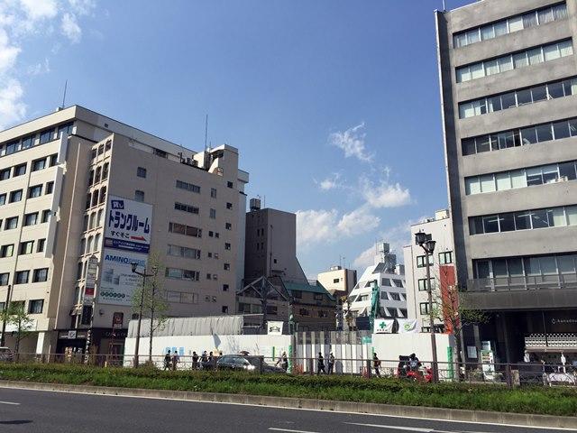 「(仮称)千代田区麹町6-4計画」 2015.4.23