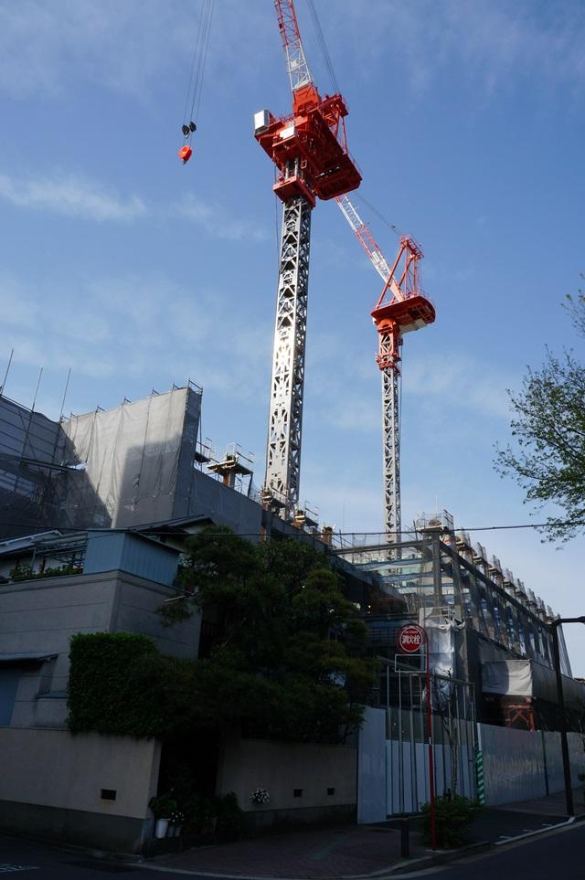 大村進・美枝子記念 聖路加臨床学術センター 2015.4.18