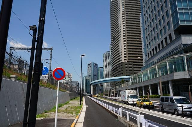 「補助313号線街路築造工事(25汐留ー2)」 2015.5.1