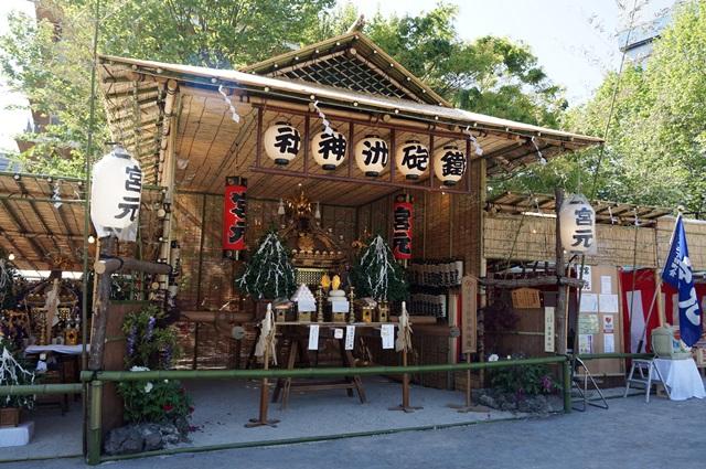 鐵砲洲稲荷神社 例大祭 2015.5.1