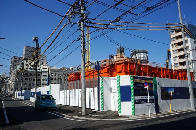 「パークシティ中央湊 ザ タワー」 2015.5.1