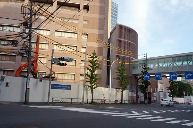「順天堂大学キャンパス・ホスピタル再編事業」 2015.5.3