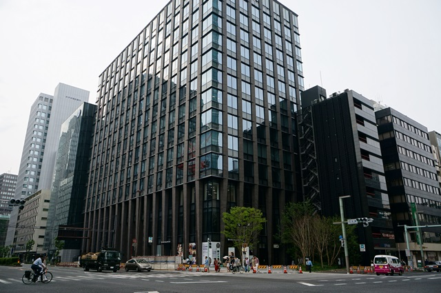 「東京建物日本橋ビル」 2015.5.16