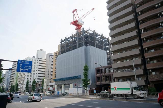「アパホテル〈品川 泉岳寺駅前〉」 2015.5.17