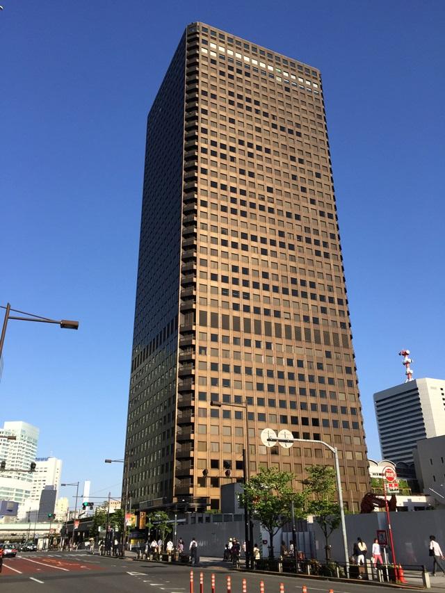 浜松町 世界貿易センタービル 2015.5.5