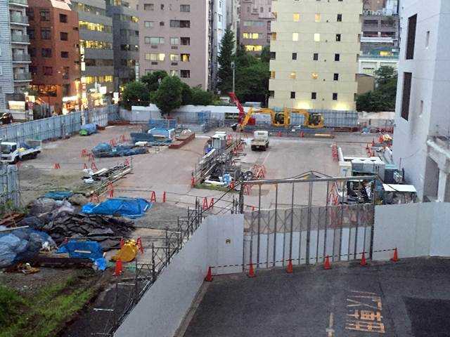「浜松町二丁目4地区 A-4街区 (仮称)浜松町駅前プロジェクト」 2015.5.26
