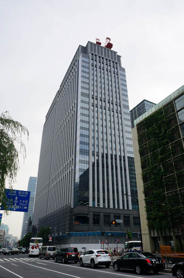 「(仮称)新鉄鋼ビル」 2015年5月30日