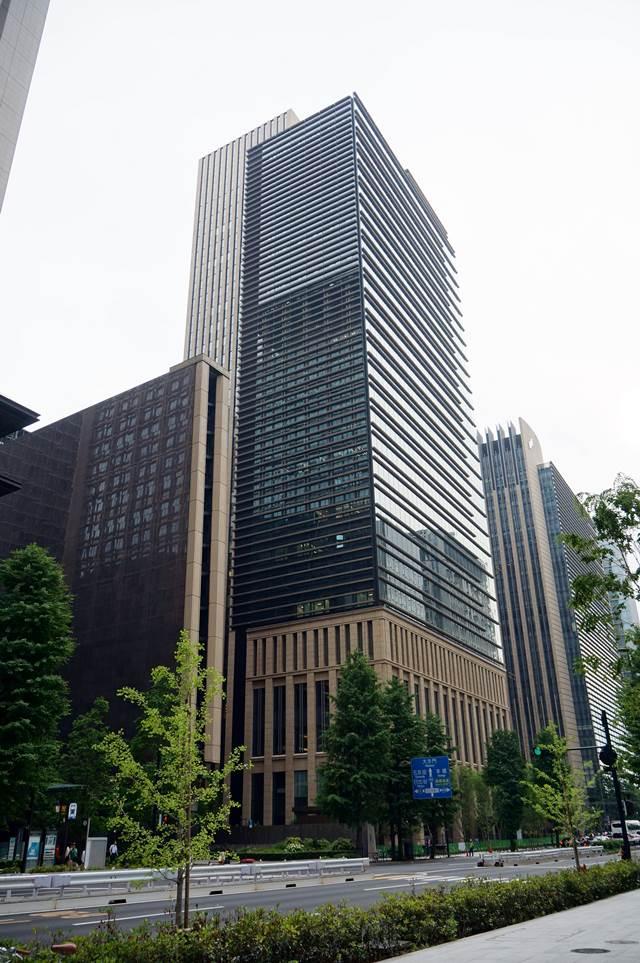 「(仮称)三井住友銀行本店東館計画 」 2015.5.30