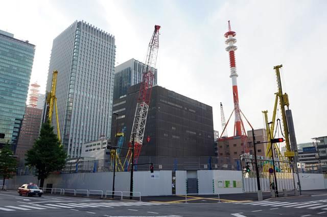 「大手町二丁目地区第一種市街地再開発事業 施設建設物」 2015.5.30