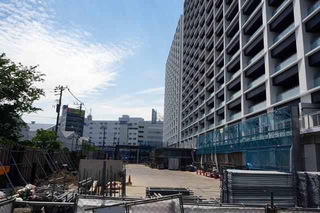 「ブランズシティ品川勝島 」 2015.5.31