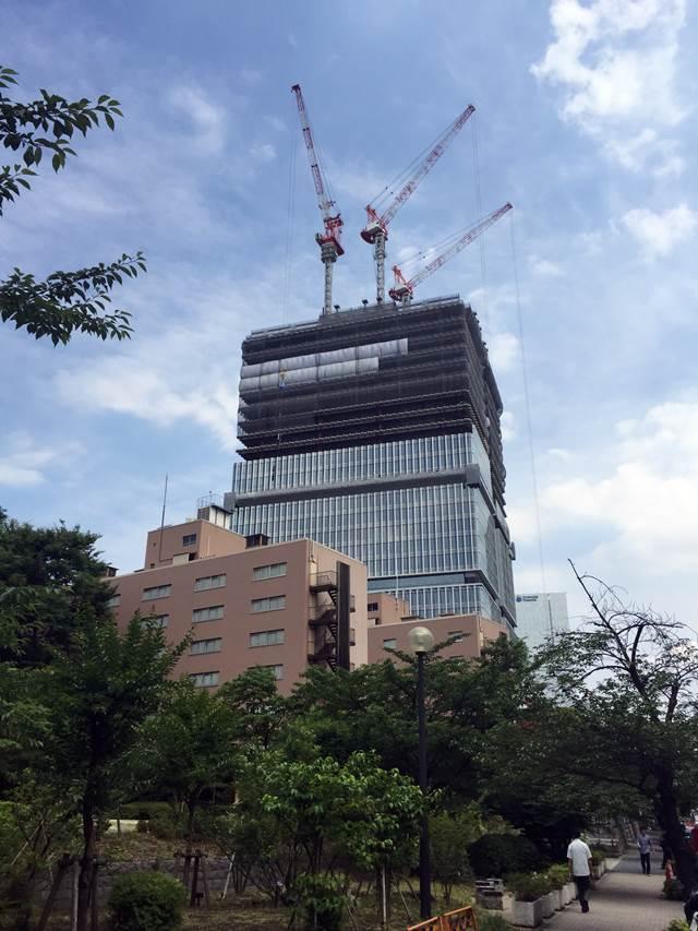 「東京ガーデンテラス」 2015.6.10