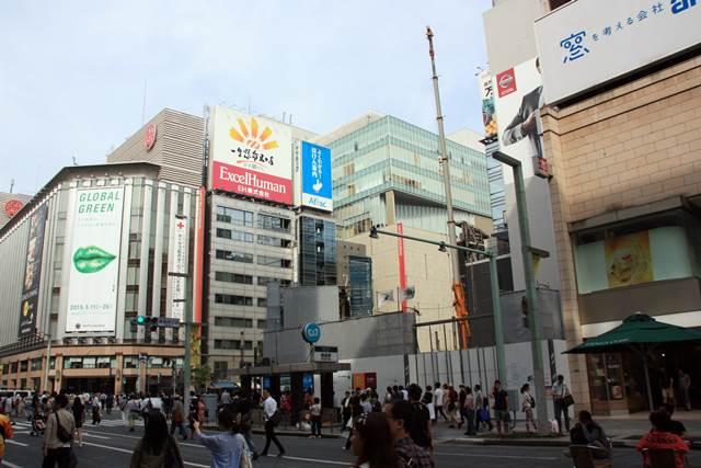 「銀座5丁目再開発計画」 2015.5.23